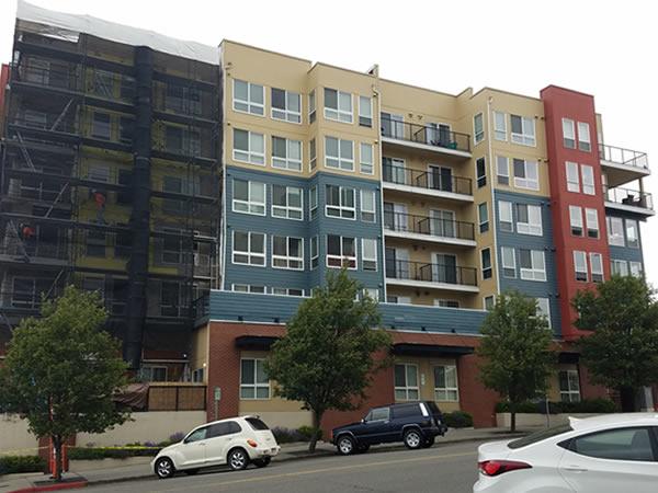 Wood Solutions Project Nautica Condominiums
