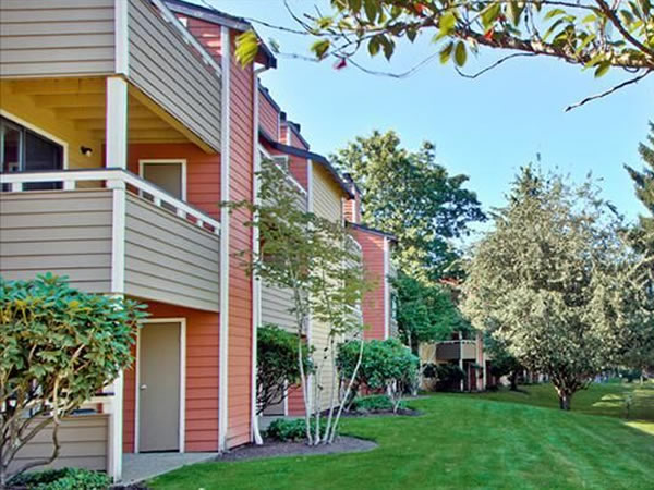 Wood Solutions Project Olde Redmond Place Apartments