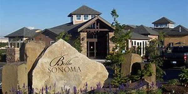 Wood Solutions Contractor Project - Bella Sonoma Apartments, Fife, WA