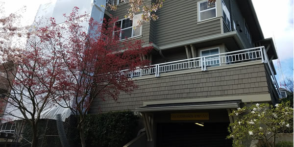 Wood Solutions Contractor Project - Bristol Condominiums, Fife, WA