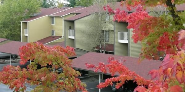Wood Solutions Contractor Project - Gates of Redmond Apartments, Redmond, WA