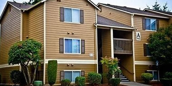 Wood Solutions Contractor Project - Stone Pointe Apartments, University, WA